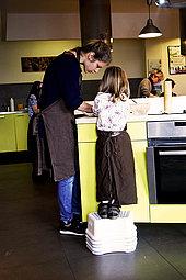 cours de cuisine enfant angers