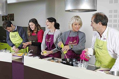cours de cuisine Angers